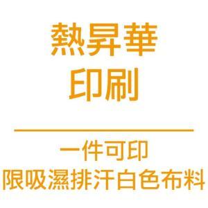 A.熱昇華印刷29x10