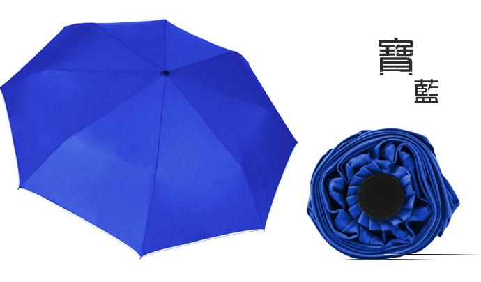 【特大】超防潑水摺疊傘 5色