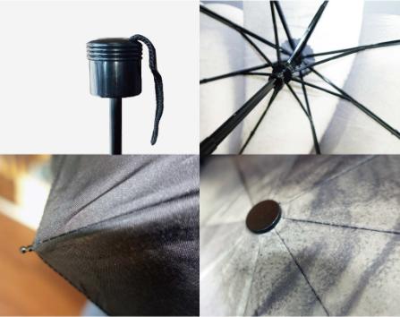 【現貨】中指摺疊傘