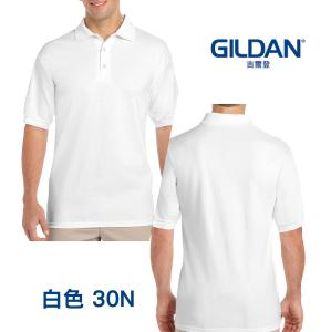 PK網眼短袖GILDAN83800亞規純棉POLO衫
